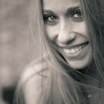 Sonrisa de modelo