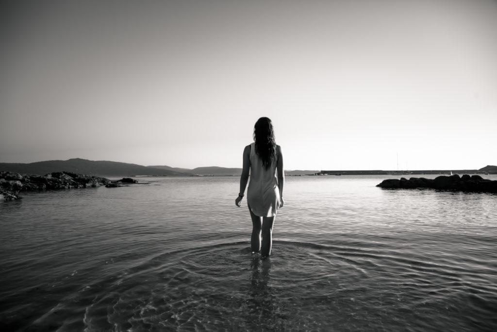 Playa de Osmo - Corme. Sesion de fotos.