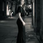 En la noche de Compostela