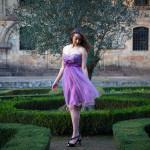 Fotografía de moda con Silvia en Santiago de Compostela