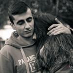 Cariño de pareja