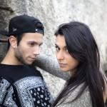 Sesión de pareja de novios en Coruña