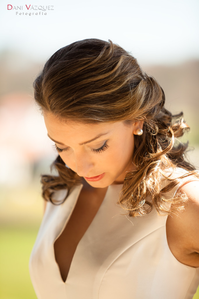 Vestida para la boda