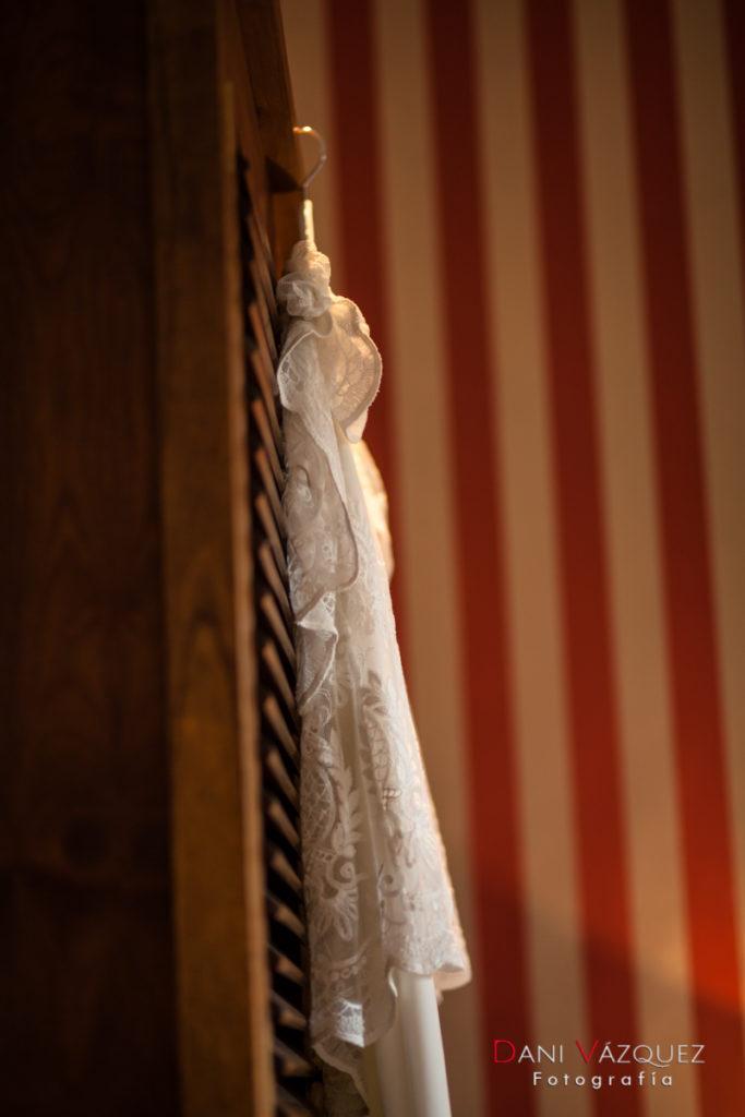Vestido novia de Bouret