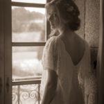 La novia junto a la ventana