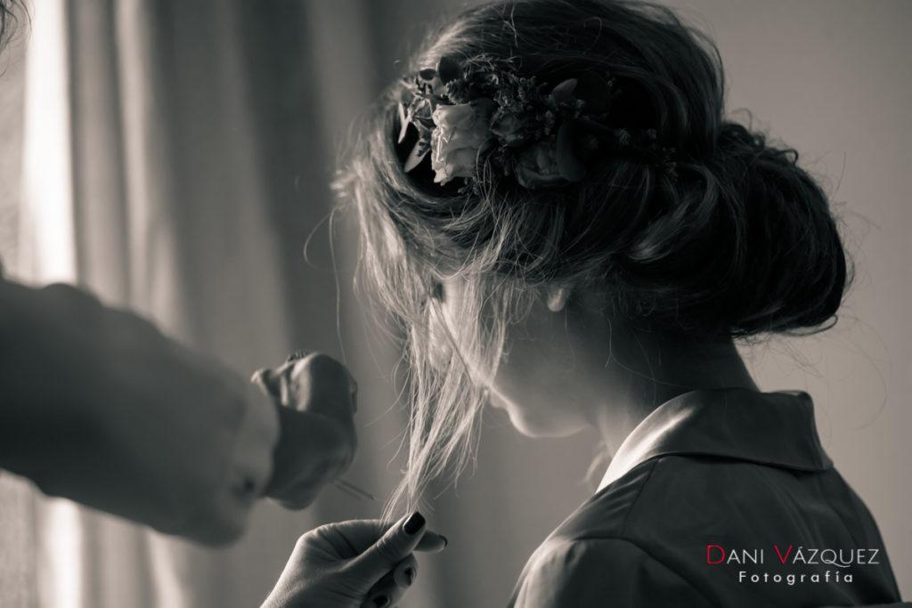 Peinados de novia Galicia