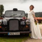 Taxi de Londres para bodas