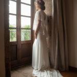 Vestido de novias de Bouret Coruña
