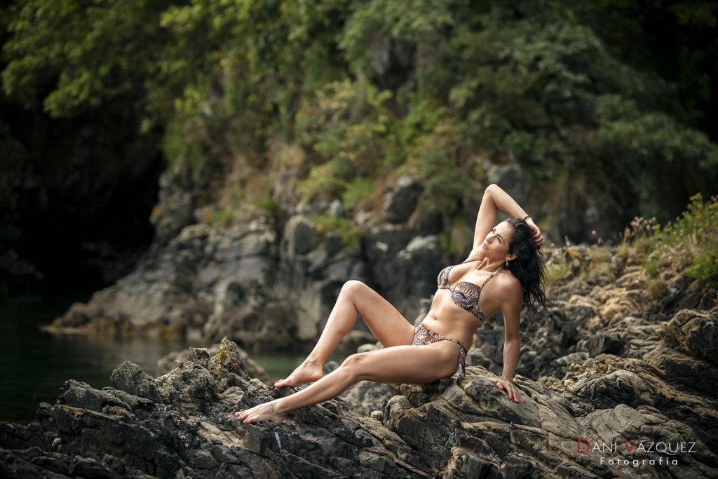 Miranda Vilas en bikini