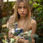 Sesiones de fotos en el bosque