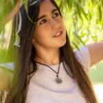 Retratos de amigas: Luz