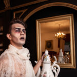 Vampiro y espejo