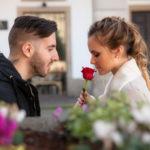 La rosa enamorada
