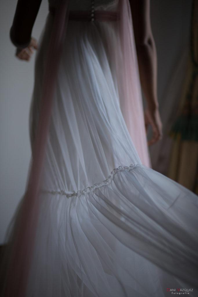 Vestido de Begoña Peñamaría