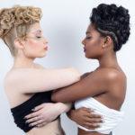 Contrastes, editorial de moda con Aitana y Sofía