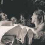 Manteando a la novia