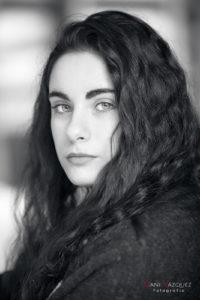 Retratos en blanco y negro Coruña