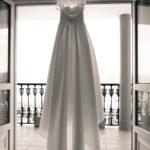 Vestido de novia Sada