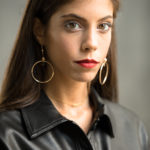 Carla Irles modelo de Ferrol