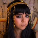 El maquillaje de Cleopatra