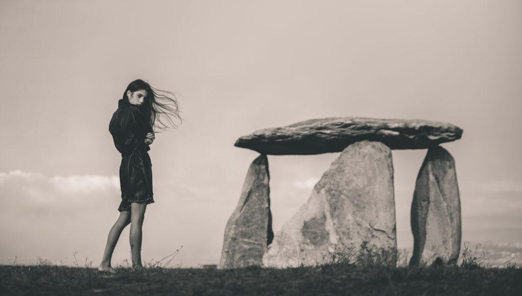 El viento y el dolmen
