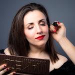 Maquillaje sesiones de fotos