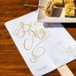 Detalles de boda en los pinchos