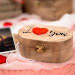 Sesión fotográfica para el día de los enamorados