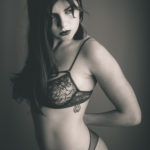 Fotos boudoir elegantes Coruña