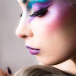 Maquillaje beauty de fantasía en Coruña
