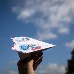 Aviones de papel para tu boda