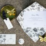 Detalles de boda y papelería