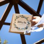 Invitaciones de boda originales de Flor de Toxo Design