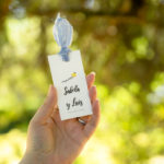 Papelería original para vuestra boda