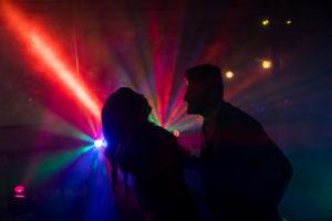 Baile DJ boda