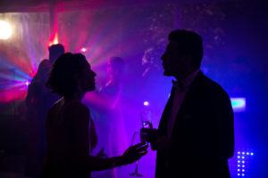Fiesta de boda y baile