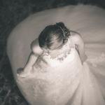 La novia bailando