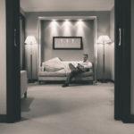 Novio en el hotel Finisterre Coruña
