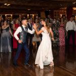 Baile inicial de los novios