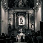 Boda religiosa iglesia de los Dominicos