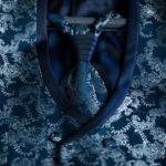 Chaleco bordado para traje de hombre