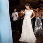 Novia en el baile