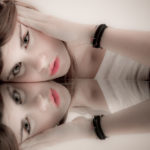 Retrato de Marina Lage