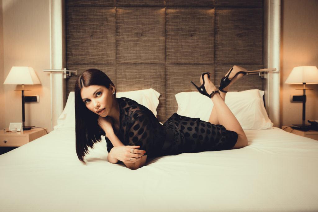 Sesión fotográfica en hotel NH Finisterre