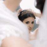 Editorial de vestidos de novia y complementos