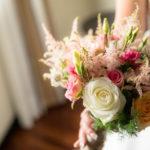 Ramo sencillo y elegante para boda